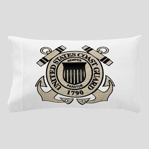 cg_blk Pillow Case
