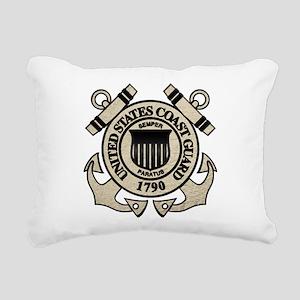 cg_blk Rectangular Canvas Pillow