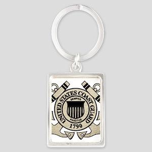 USCG Keychains