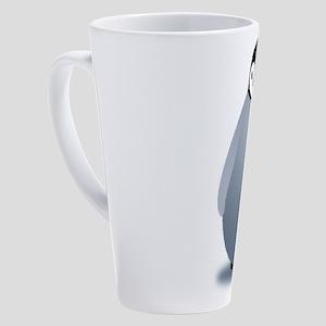 baby-emperor-penguin 17 oz Latte Mug