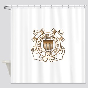 cg_pln Shower Curtain