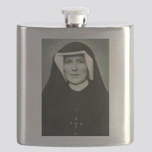 Saint Faustina Flask