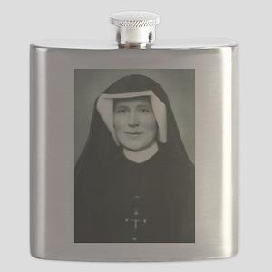 Saint Faustina Flask