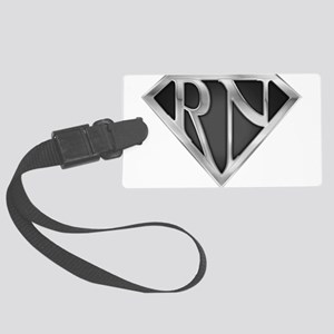 spr_rn3_chrm Large Luggage Tag