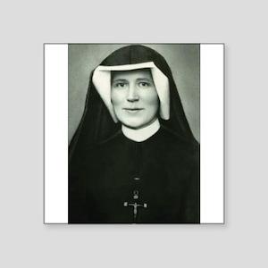 Saint Faustina Sticker