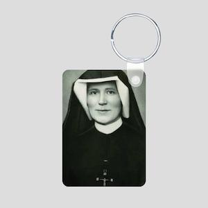 Saint Faustina Keychains