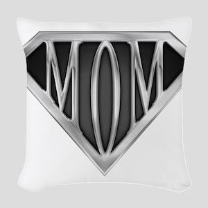 spr_mom_cx Woven Throw Pillow