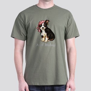 Chihuahua Pirate Dark T-Shirt