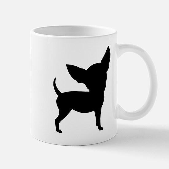 Funny Cute Chihuahua Mug