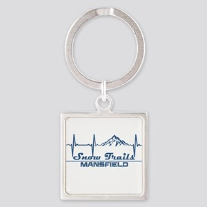 Snow Trails Ski Resort - Mansfield - O Keychains