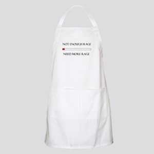 Not Enough Rage BBQ Apron