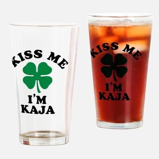 Cute Kaja Drinking Glass
