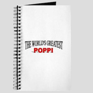 """""""The World's Greatest Poppi"""" Journal"""