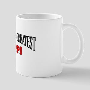 """The World's Greatest Poppi"" Mug"