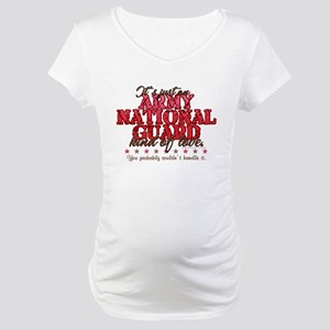 ARNG Kinda Love Maternity T-Shirt