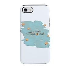 Full of Stars Mint Cloud iPhone 8/7 Tough Case