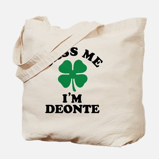 Unique Deonte Tote Bag
