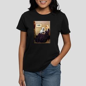 Mom's English BD (#9) Women's Dark T-Shirt