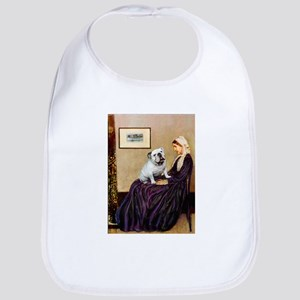 Mom's English BD (#9) Bib