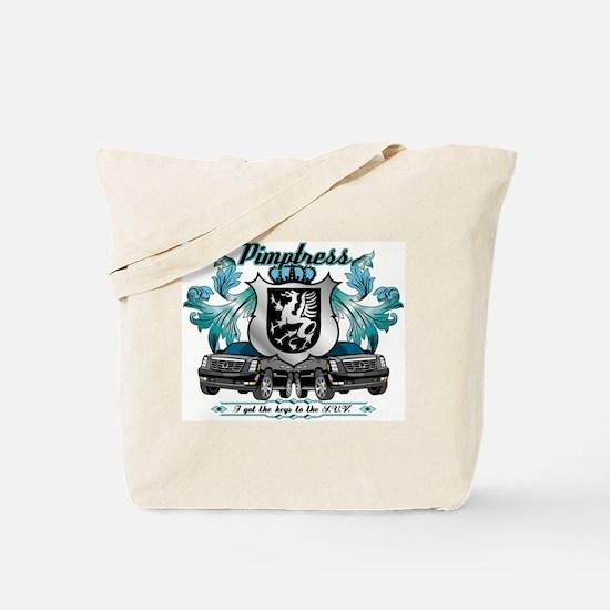 Unique Suv Tote Bag