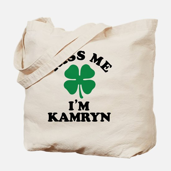 Cute Kamryn Tote Bag
