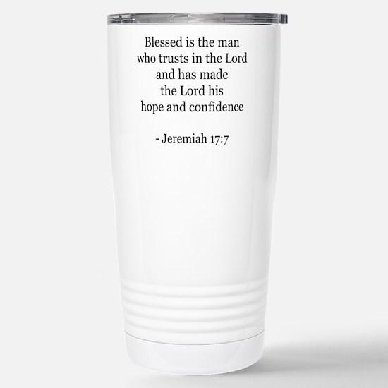 Jeremiah 17:7 Mugs
