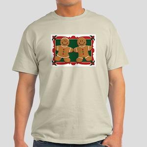Gingerbread Couple Light T-Shirt