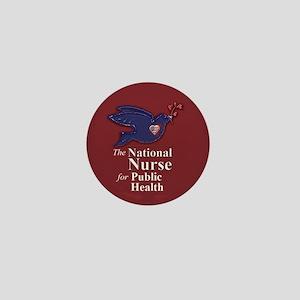 NN for Public Health Dove Mini Button