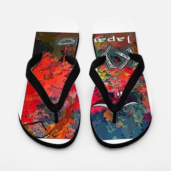 Unique Japanese Flip Flops