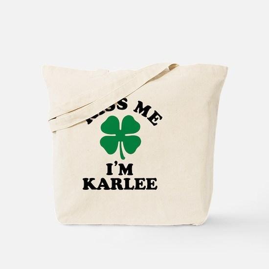 Cute Karlee Tote Bag