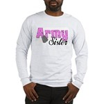 Army Sister Long Sleeve T-Shirt