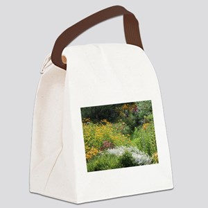 Secret Gardens After the Rains Canvas Lunch Bag