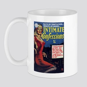 $14.99 Shocking Intimate Confessions Mug