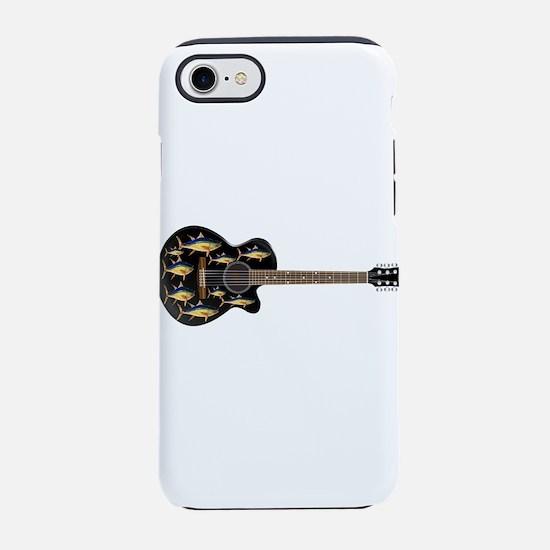 TUNA TUNES iPhone 8/7 Tough Case