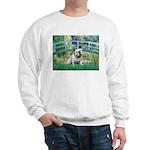 Bridge / English Bulldog (#9) Sweatshirt