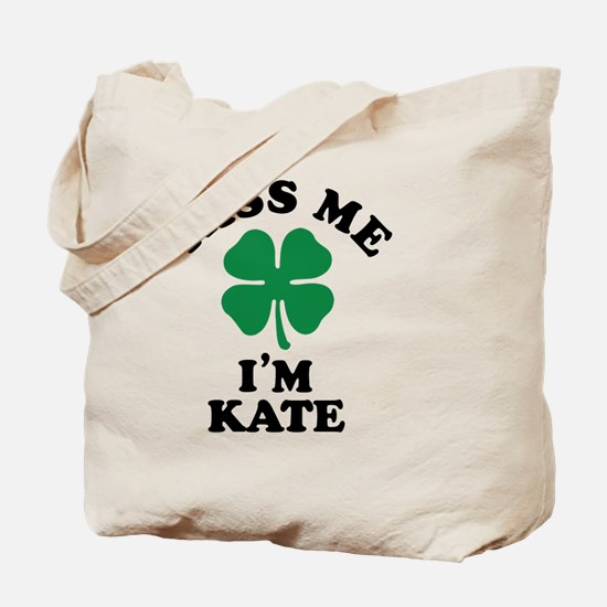 Cute Kate Tote Bag
