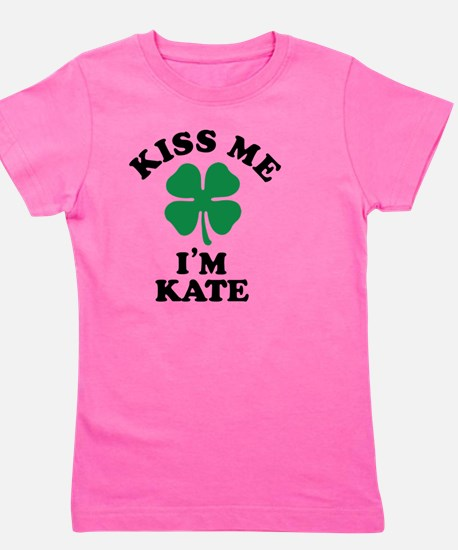 Unique Kate Girl's Tee