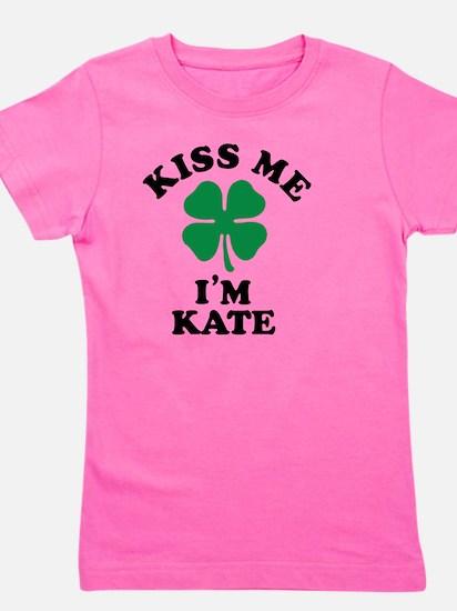Cute Kiss me Girl's Tee