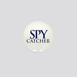 Spy Catcher Mini Button