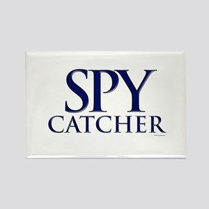 Spy Catcher Rectangle Magnet