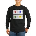 Tonewheels Long Sleeve Dark T-Shirt