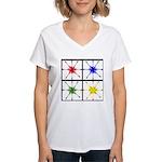 Tonewheels Women's V-Neck T-Shirt