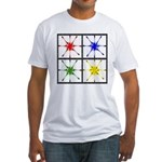 Tonewheels Fitted T-Shirt