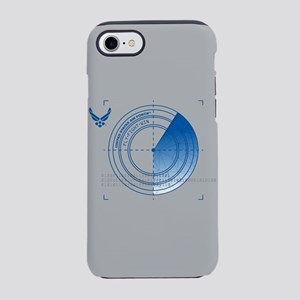 USAF Fly Flight Win iPhone 8/7 Tough Case