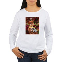 The Path / Two English Bulldogs T-Shirt