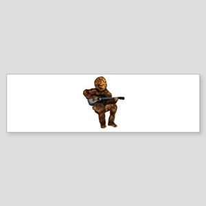 SQUATCH TUNE Bumper Sticker