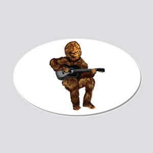 SQUATCH TUNE Wall Decal