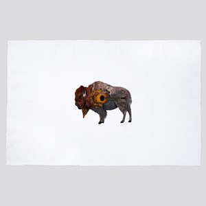 BISON TUNED 4' x 6' Rug