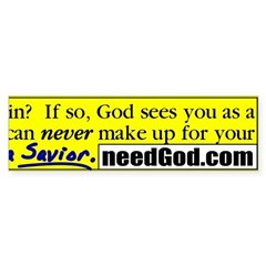 Part 3 of Yellow Bumper Sticker (you need all 3)