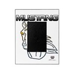 mustang horse Picture Frame